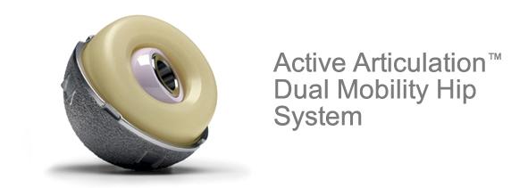 Biomet Duel Mobility Active