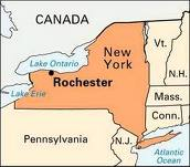 Rochester New York index